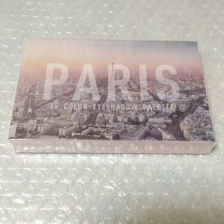 フーカルーアGO TRAVEL 15色アイシャドウパレット #1 パリ(アイシャドウ)
