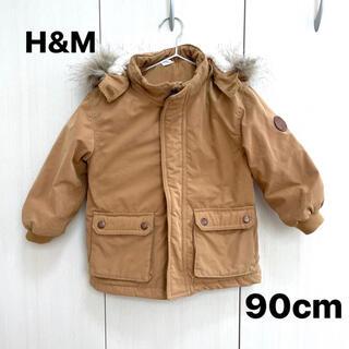 エイチアンドエム(H&M)のH&M キッズアウター モッズコート 90cm(ジャケット/上着)