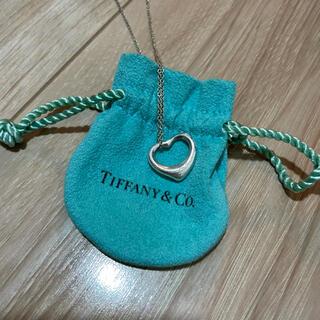 Tiffany & Co. - Tiffany ティファニー オープンハート