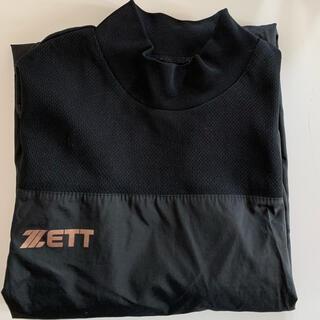 ゼット(ZETT)のゼット ジュニア用 ウインドレイヤーシャツ (ウェア)