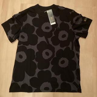 adidas - 新品 adidas originals マリメッコ フラワープリント Tシャツ