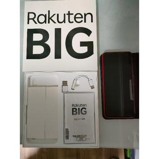 Rakuten - 楽天モバイル 楽天ビッグ 美品です(*^^*)