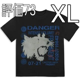 FRAGMENT - Cactus Jack  For Fragment Danger Tee XL