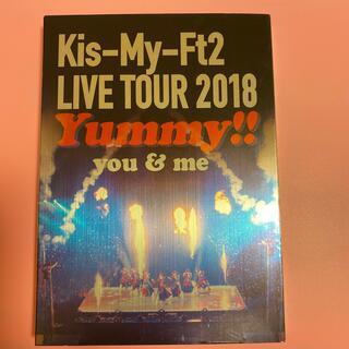 Kis-My-Ft2 - Kis-My-Ft2 DVD LIVE TOUR 2018