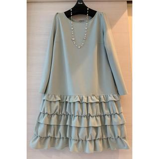 """ルネ(René)のRene  ルネ ♡ Dress """" Marshmallow """" アイスグリーン(ひざ丈ワンピース)"""