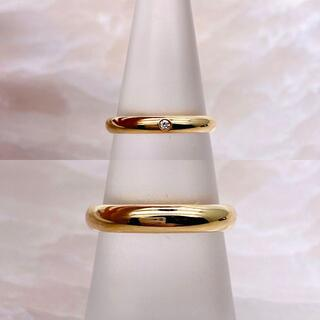 Cartier - ★Cartier★ 1895 ウェディングリング ペア 結婚指輪 750YG