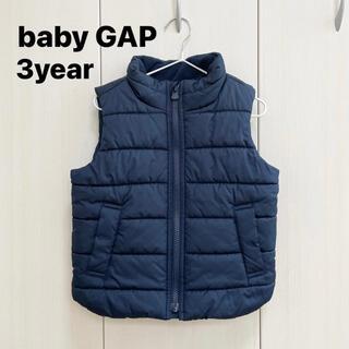 ベビーギャップ(babyGAP)のGAP キッズアウター ベスト 100cm(ジャケット/上着)