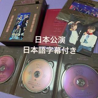 防弾少年団(BTS) - BTS  Magic Shop 日本 DVD (日本語字幕) マジックショップ