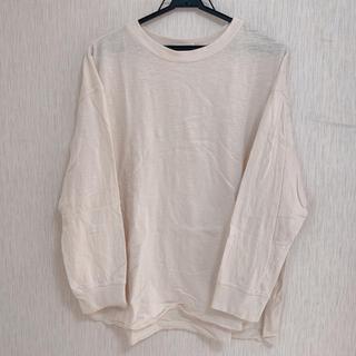 サマンサモスモス(SM2)の【美品】SM2 Lugnoncure ロングTシャツ(Tシャツ(長袖/七分))