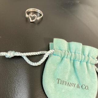 Tiffany & Co. - ティファニー オープンハートリング