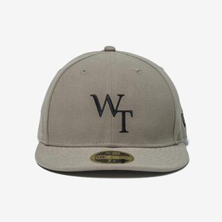 W)taps - 新品 WTAPS NEWERA BEIGE Mサイズ 7 3/8