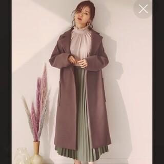 グレイル(GRL)のグレイル タグ付き白石麻衣 オーバーサイズロングガウンコート(ロングコート)