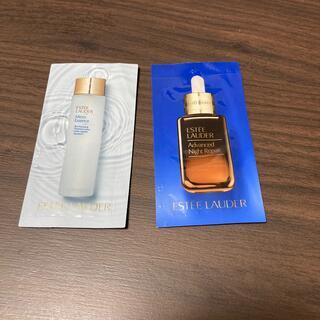エスティローダー(Estee Lauder)のエスティーローダー  試供品(化粧水/ローション)