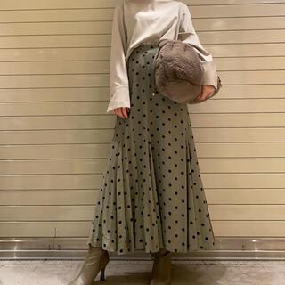 Mila Owen - mila owen マチフレアSTデザインナロースカート