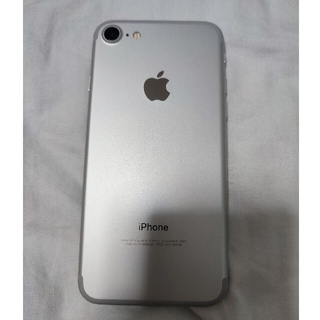 iPhone - iPhone 7 Silver 32 GB SIMフリー ごく美品