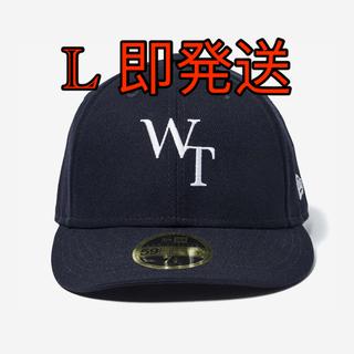 W)taps - WTAPS NEWERA 59FIFTY LOW PROFILE NAVY L