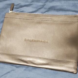 バレンシアガ(Balenciaga)の美品 BALENCIAGA バレンシアガ クラッチバッグ(セカンドバッグ/クラッチバッグ)