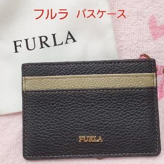 フルラ(Furla)のフルラ💗 カードケース パスケース FURLA 美品(名刺入れ/定期入れ)
