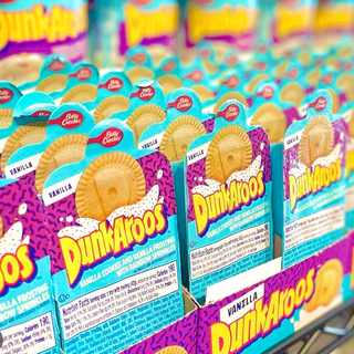 コストコ - 日本未発売 お菓子 Dunkaroos cookies バニラクリーム クッキー