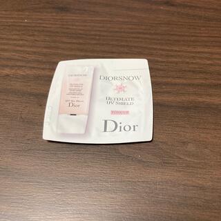 ディオール(Dior)のディオール UVシールド トーンアップ50+(乳液/ミルク)