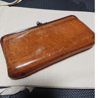 ゲンテン(genten)のgenten がま口 長財布(財布)