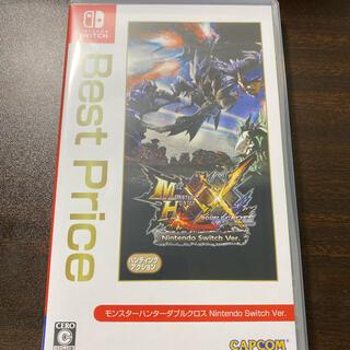 Nintendo Switch - モンスターハンターダブルクロス Nintendo Switch Ver. Bes