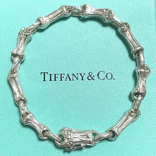 Tiffany & Co. - 【希少】ティファニー バンブー ブレスレット ヴィンテージ シルバー925