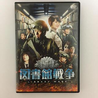 ブイシックス(V6)の図書館戦争 -LIBRARY WARS-(日本映画)