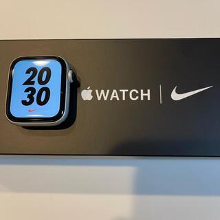 Apple - Apple Watch 5 NIKE+ GPSモデル 44mm 極美品