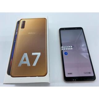 SAMSUNG - Galaxy A7 (楽天)  SIMフリー  ゴールド