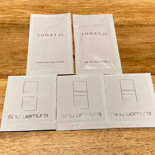 ルナソル(LUNASOL)のルナソル シュウウエムラ 美容液 ファンデーション(化粧水/ローション)