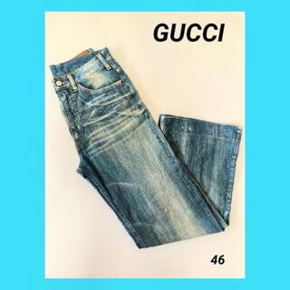 Gucci - 【GUCCI】メンズ デニム パンツ グッチジーパン