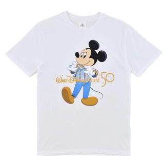 Disney - WDW 50周年 Tシャツ 完売品 ミッキー