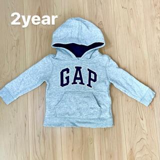 ベビーギャップ(babyGAP)のGAP kids パーカー 90cm(カーディガン)