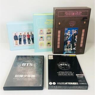 BTS (防弾少年団)/ペンミ 1st〜5th DVD 日本語字幕入 FC限定