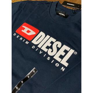 ディーゼル(DIESEL)のDIESEL  新品未使用 XLサイズ スウェット 長袖 裏起毛 ディーゼル(スウェット)