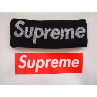 シュプリーム(Supreme)のNew Era Reflective Logo Headband (その他)