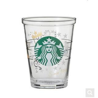 Starbucks Coffee - スターバックス コレクタブルコールドカップグラススター グラス タンブラー
