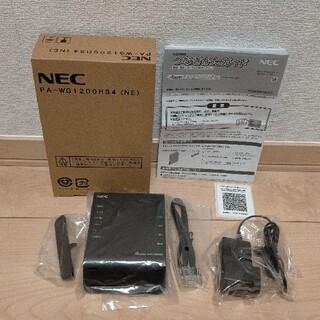 NEC - WiFiルーター NEC WG1200HS4(NE)