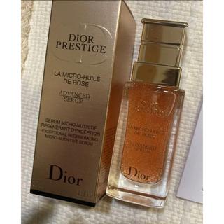 Dior - ディオール プレステージ マイクロ ユイルドローズ30ml