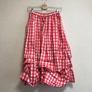 COMME des GARCONS - 【新品未使用】コムデギャルソンガール スカート