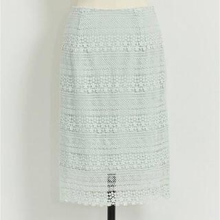 ノエラ(Noela)のノエラ レースタイトスカート(ひざ丈スカート)