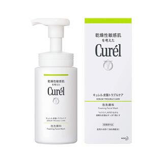 キュレル(Curel)の花王 キュレル 泡洗顔料 150ml 皮脂トラブルケア セラミド(洗顔料)