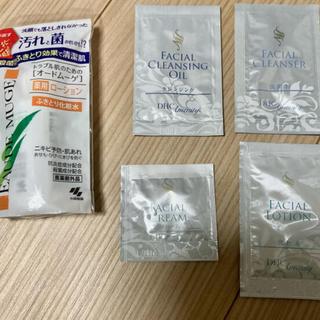 小林製薬 - 試供品③小林製薬 オードムーゲ ふきとり化粧水、他サンプル