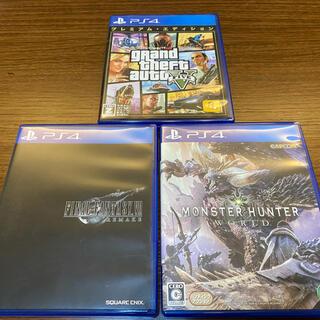 PlayStation4 - プレステ4   PS4 ソフト まとめ売り