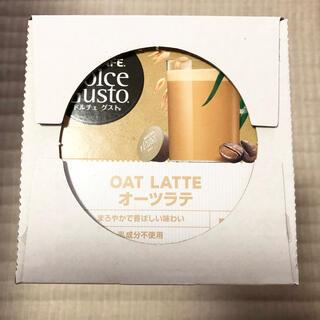 Nestle - 未開封 3箱 ネスカフェ ドルチェグスト 専用カプセル オーツ麦 オーツラテ