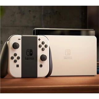 Nintendo Switch - Nintendo Switch 本体 有機ELモデル カラーは新色のホワイト