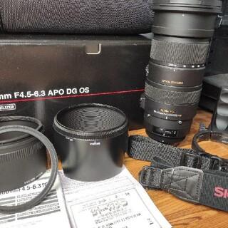 SIGMA - SIGMA APO50-500mm F4.5-6.3DG OS HSMPEN