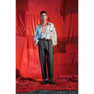 JOHN LAWRENCE SULLIVAN - MAGLIANO AW21 ALFABETO TWISTED SHIRTS