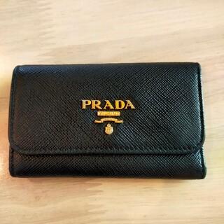 PRADA - プラダサフィアーノキーケース